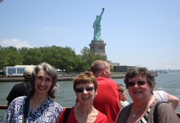 Photo of our 1968 group meeting in New York in 2010