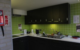 Photo of kitchen in Orchard Court