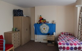 Photo of a bedroom in 68 Huntingdon Road
